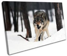 White Wolf Wild Animals - 13-0980(00B)-SG32-LO